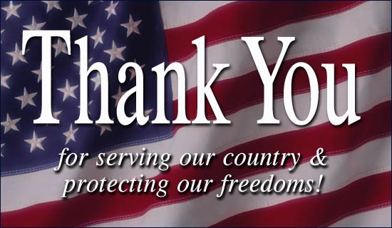 Thanking Our Veterans 2010 – Right Cogency
