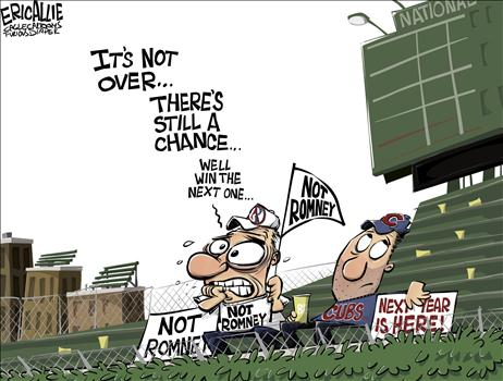 Eric Allie Cartoon