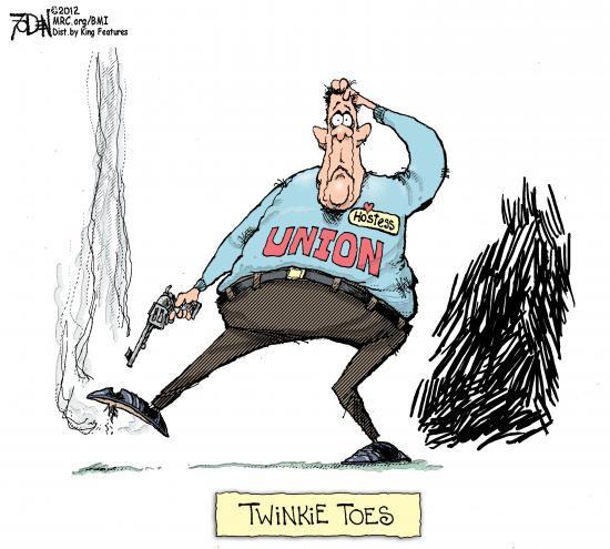 Right Cogency: Editorial Cartoon