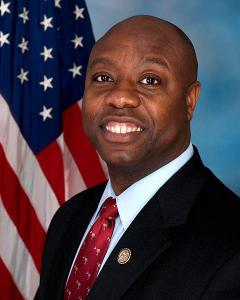 Tim Scott_Now Senator