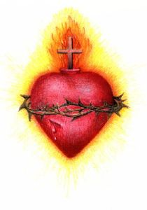 Heart_JesusThornCrown