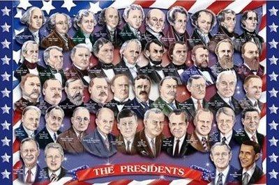 U. S. Presidents – Right Cogency