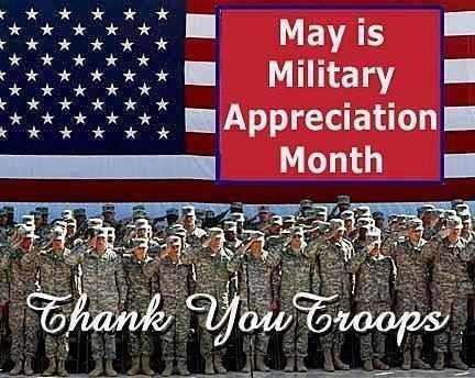 May_Military Appreciation