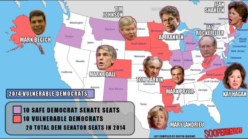 2014 sen_ MAP VULNERABLE-DEMS