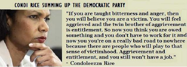 Condi Rice1_Dem Party