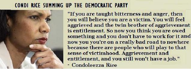 Condi Rice1_Dem Party