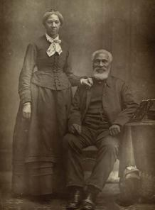 Josiah P Henson and wife