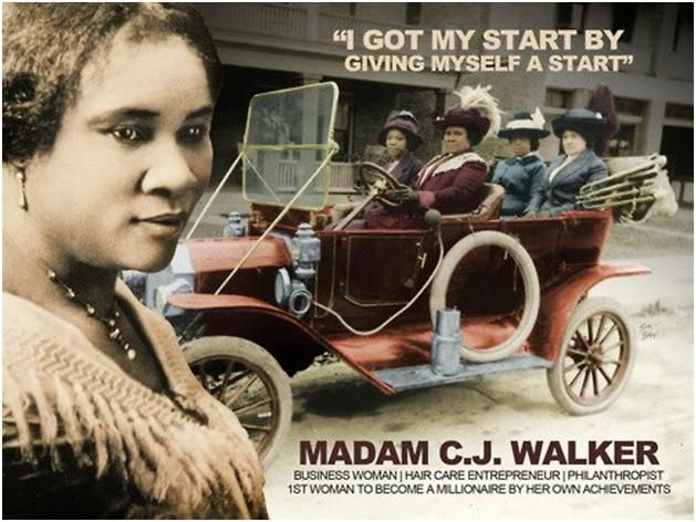 Madam C J Walker1