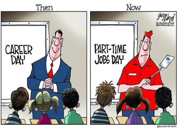 Gary Varvel_Career Day